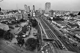 Je pars vivre à Kinshasa